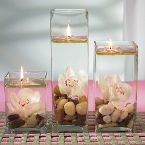 You have $10 for a centerpiece. Show me what you use! « Weddingbee