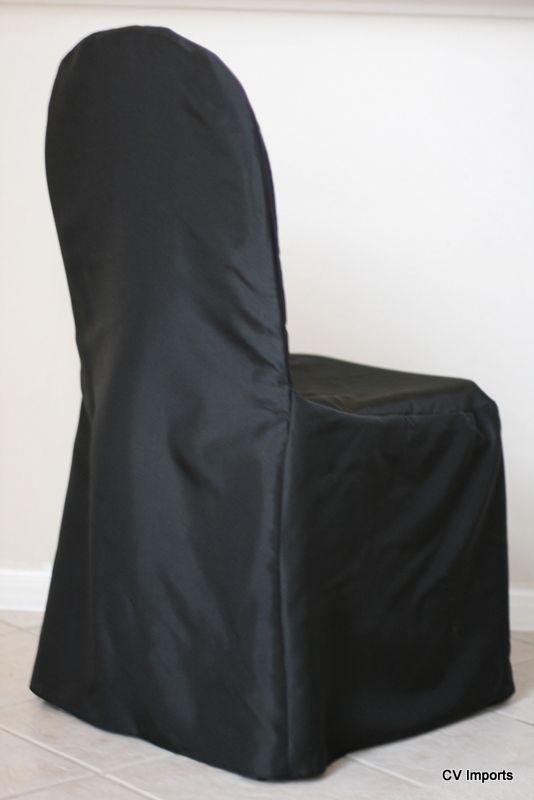 Please PM if interested Looking for black chair covers and baby blue sashes