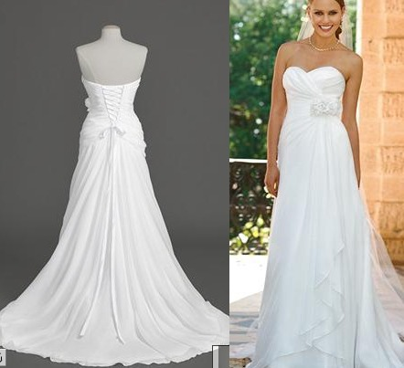 Beckylynn&-39-s blog: Next is a close up of Tracey 39s wedding dress ...