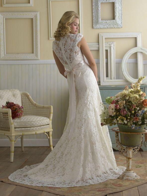 Back of the dress ideas wedding dress short dress lace ideas back 1