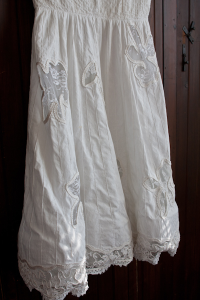 Short Ivory Wedding Dresses on 1940 Vintage Short Tea Length Wedding Dress Gown Ivory For Sale By Ms