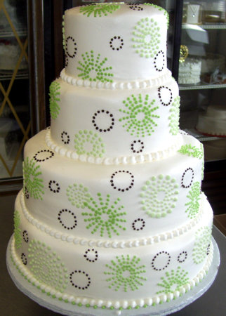 non fondant wedding cake ideas