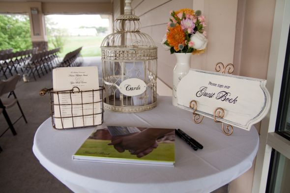 Emejing Wedding Guest Book Table Ideas Images - Styles & Ideas 2018 ...