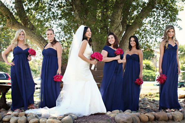 Bridesmaid dresses wedding theme project wedding forums for Marine wedding bridesmaid dresses