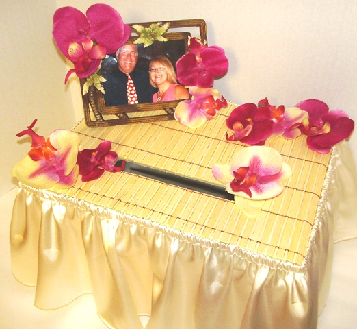 Centerpieces and table runners
