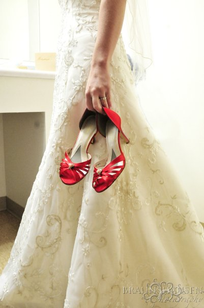 Found My RED Shoes Today SO Excited