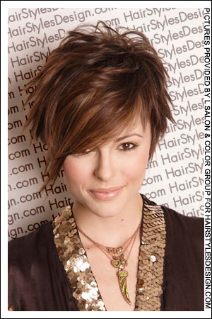 To chop or not to chop : wedding hair short