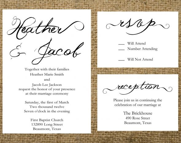 cheap wedding invitations sets sciencewikisorg