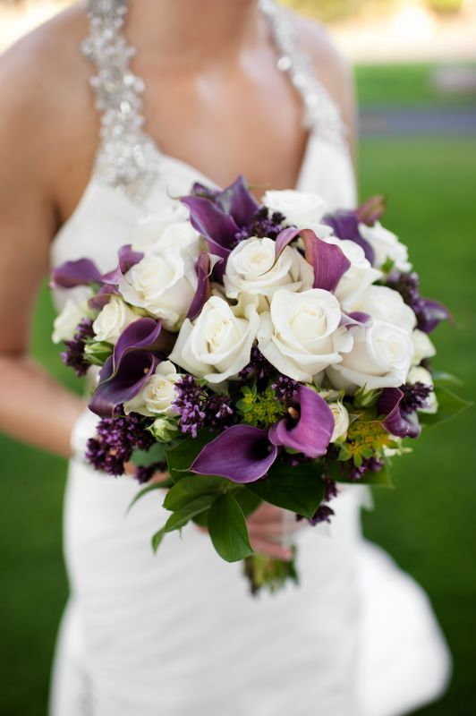 My beautiful bouquet! :  wedding bouquet 9185