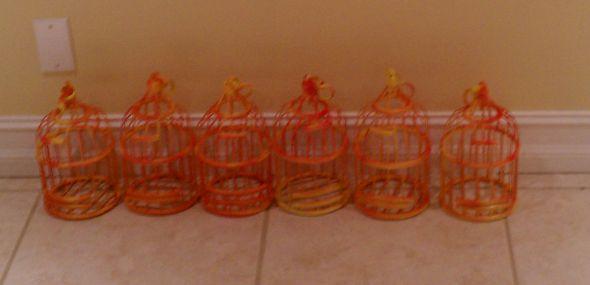 Bird Cage Centerpiece Help wedding birdcage centerpiece IMAG0055