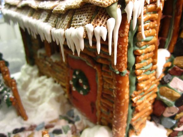 My Epic Gingerbread House (IMAGE HEAVY)