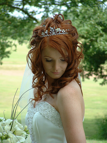 Bridal Hair Options : wedding