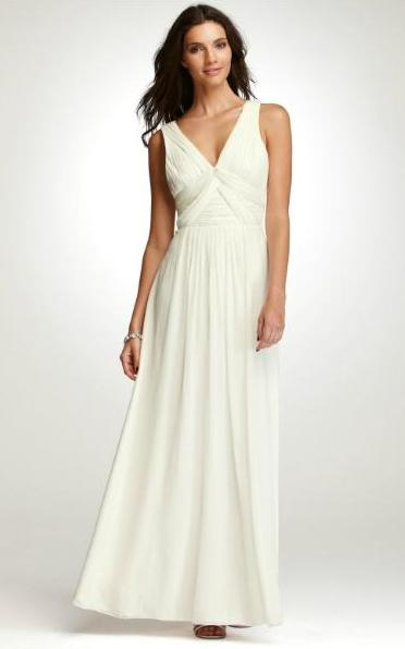 Ann Taylor Wedding Dress Now On Sale