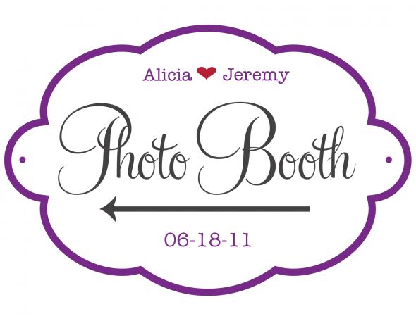 photo booth sign wedding sign photo booth reception 21a9e23a201ca381
