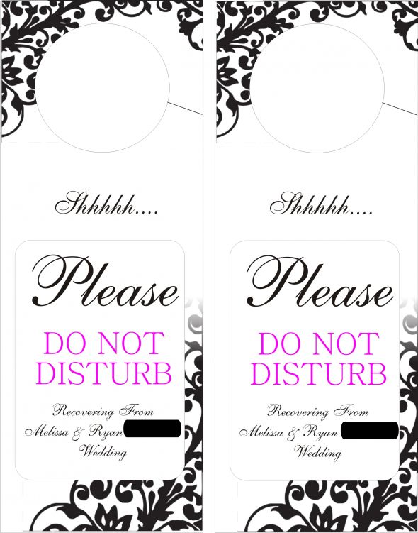 Savannahh39s blog here 39s what sarah came up with for diy for Free do not disturb door hanger template