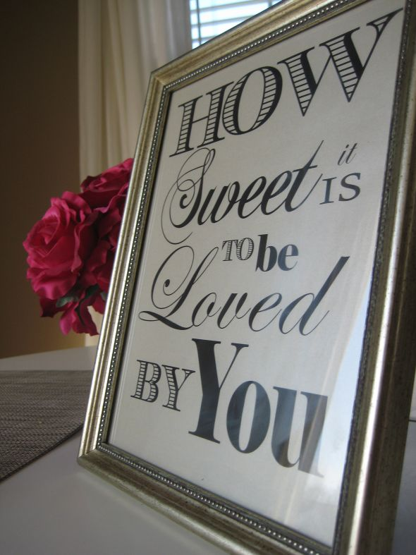 Cards Gifts for the Newlyweds Thanks for looking Signs