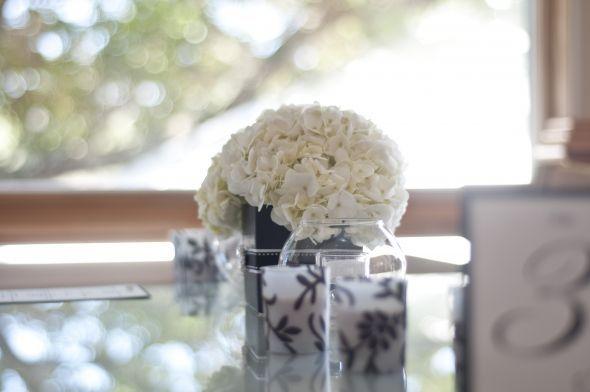 Diy centerpiece and other wedding goodies weddingbee
