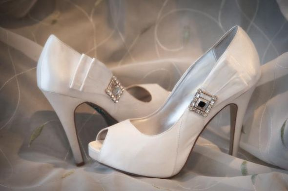 wedding size 6 wedding shoes white ivory shoes Professional Wedding 142