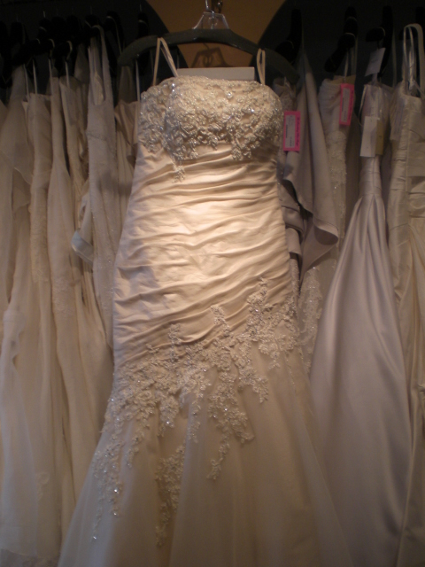 Any Emerald Bridal Brides out there wedding Latte Gown 0