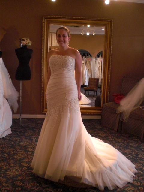 wedding Latte Gown 01 1 year ago
