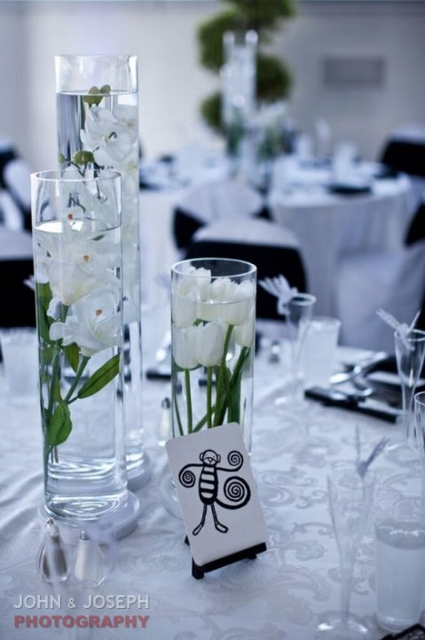 Tall glass centerpiece vases sale