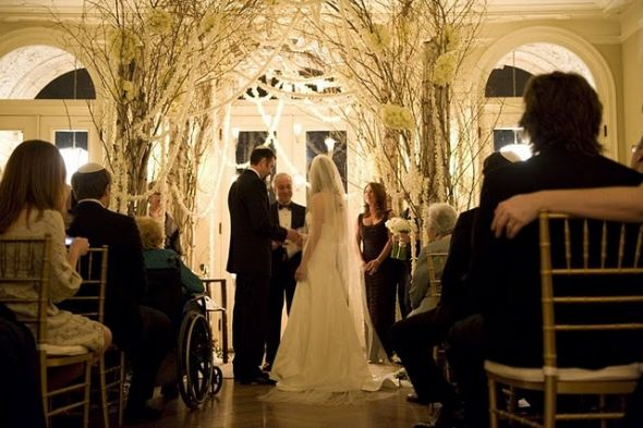 can a christian bride have a chuppah wedding Ridiculous Chuppah