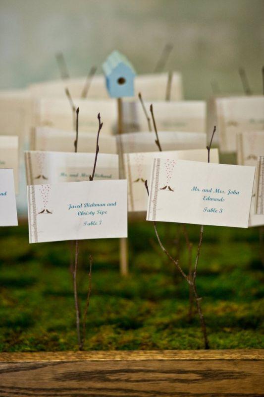 Wedding Escort Board Ideas : Escort card ideas what did you do weddingbee
