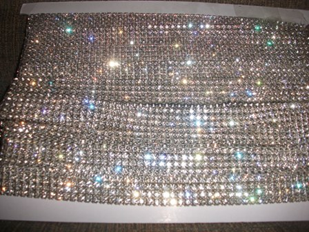 Crystal bling wedding decor and other items for sale Weddingbee