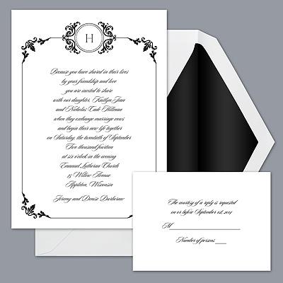 invitations by davids bridal