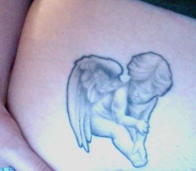 inside arm tattoos. inside arm