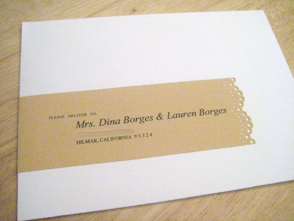 Address Labels For Bridal Shower Invitations Weddingbee Photo Gallery