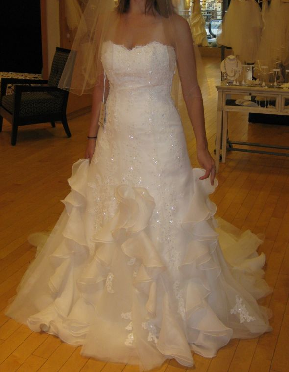 Romantic garden wedding styles wedding Wedding Dress Copy styles wedding
