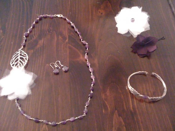 My Amethyst Jewelry