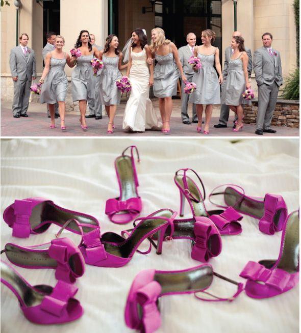 Grey Bridesmaid 39s Dresses wedding bridesmaids dress inspiration 116