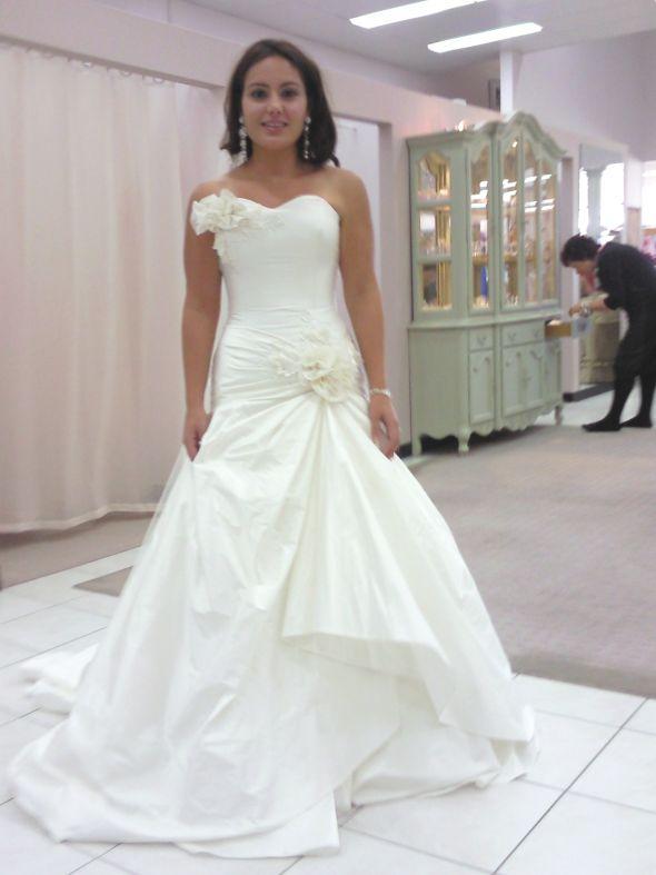 Wedding dress – The Jean Fox I didn\'t pick