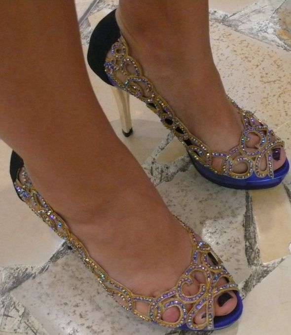 Bridal Shoes Expensive: Expensive Bridal Shoes