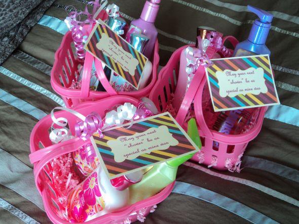 Diy Shower Hostess Gifts