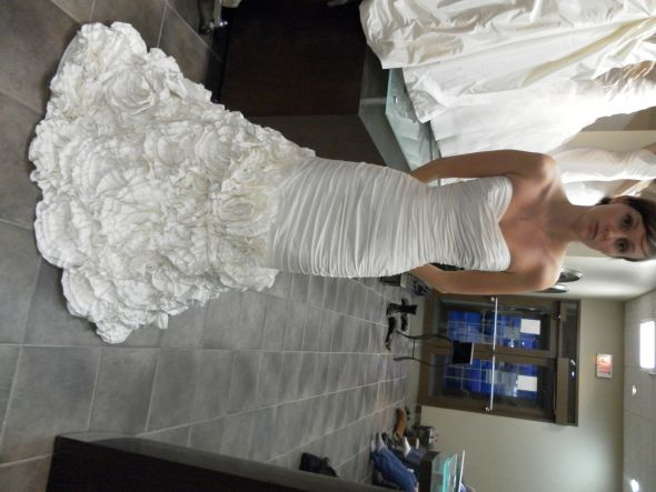 Wedding Wedding Dress Photos :  wedding dress ivory SAM 0354