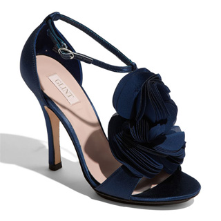 The bridal shoe its a navy blue thing navy wedding shoes boardsdingbee junglespirit Gallery
