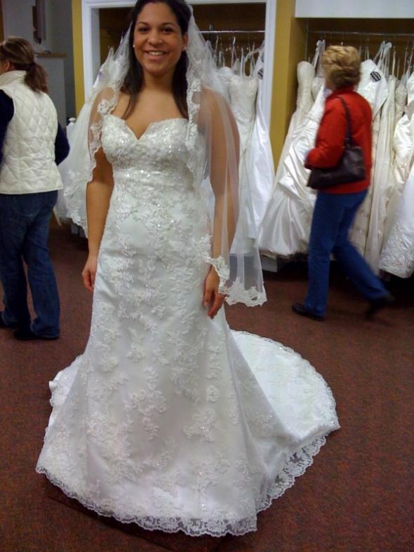 Wedding Dress Alterations Huddersfield : Jasmine f