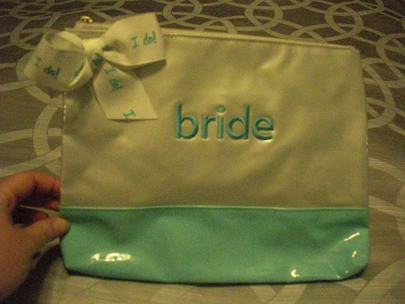 Sale: Make-up/Cosmetic/Accessories Bride Bag- $15 : wedding make up