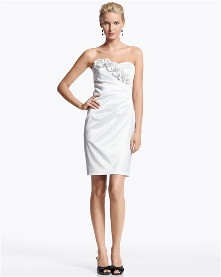 White House Black Market wedding dresses on big-time sale!