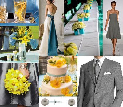 Wedding Style Color Ideas