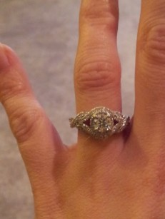 My beauty :  wedding ring Ering