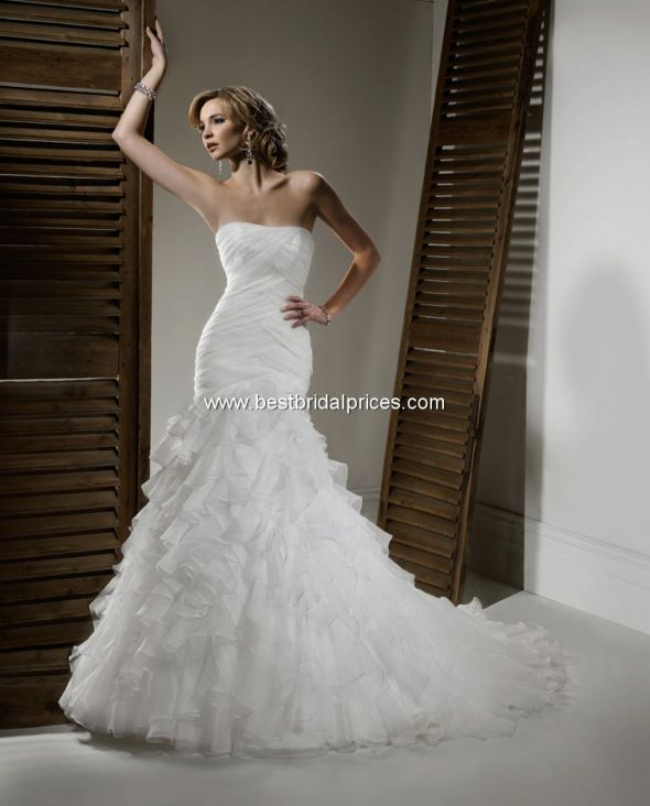 Any Maggie Sottero Nova Brides out there? :  wedding Nova