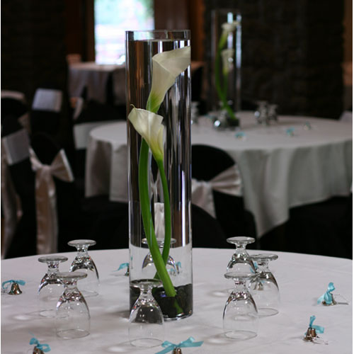 wedding calla lily SMY your DIY calla centerpieces