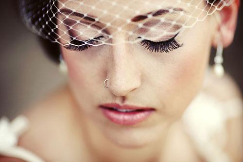 Hollywood Glamour Bridal Makeup : Post your wedding day makeup inspiration! - Weddingbee