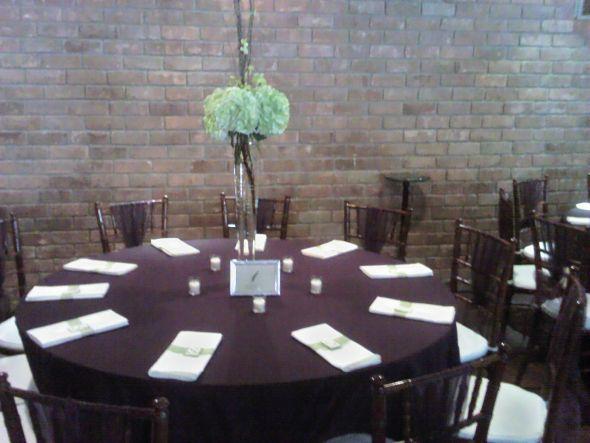 Eggplant Ivory Wedding Items wedding eggplant plum ivory napkin linen
