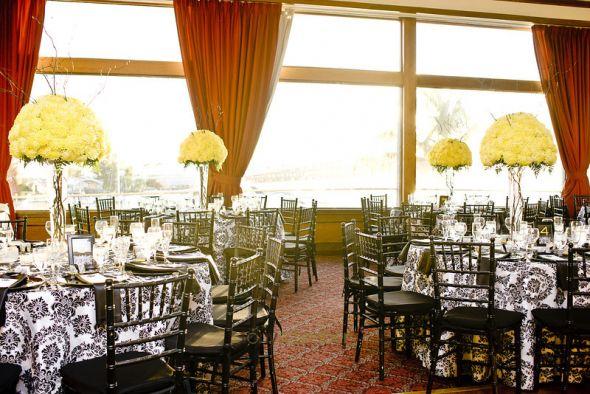 flocked black white damask tablecloths for sale wedding damask