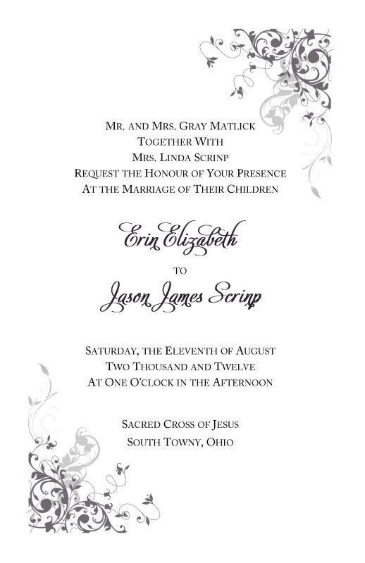 What do you think of my invites wedding WeddingInvitationWB